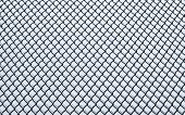 foto of chain link fence  - Black small chain - JPG