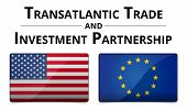 stock photo of free-trade  - TTIP  - JPG