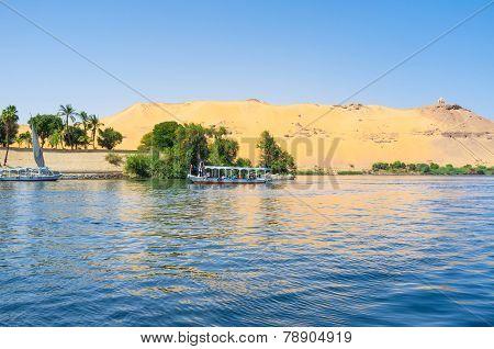Relax In Aswan