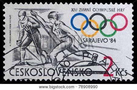 Olympic Games Sarajevo 1984