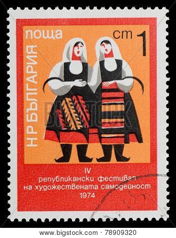 Folk-singers
