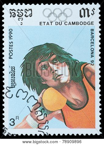 Summer Olympic Games Barcelona 1992