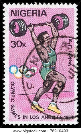 Olimpics Games Los Anbgeles 1984