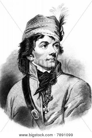 Thaddeus Kosciuszko Engraving