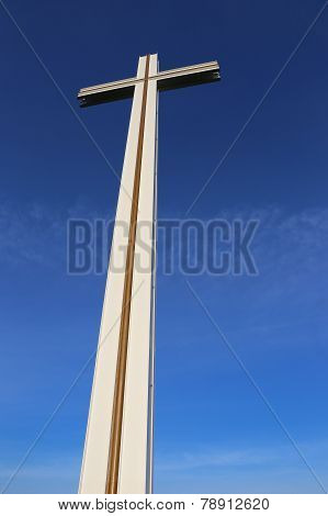 The Papal Cross In Dublin Phoenix Park