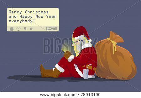 Santa Chat
