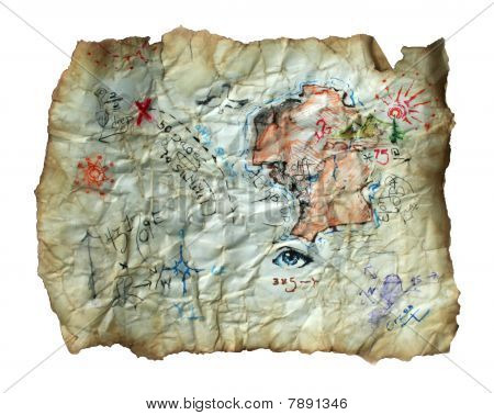 Treasure Map