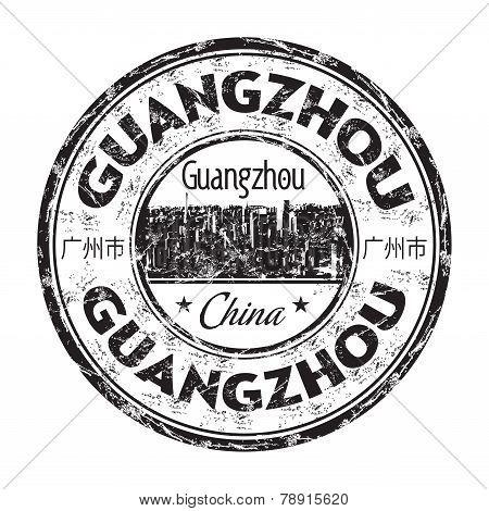 Guangzhou grunge rubber stamp