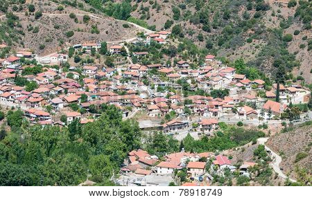 Kampos Mountain Village, Cyprus