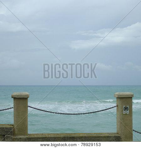 Ocean Side Fence