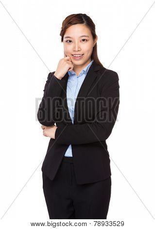 Asian Businesswoman portrait