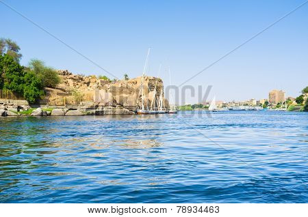 The Beauty Of Nile