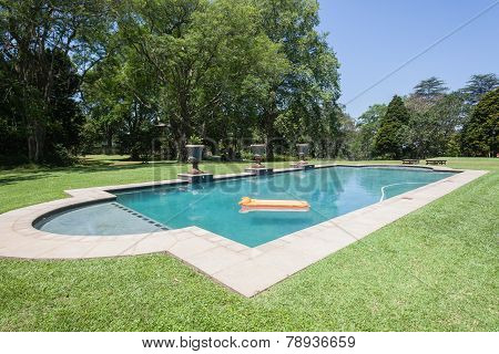 Swimming Pool Summer
