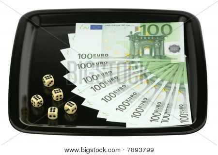 Dice and euro