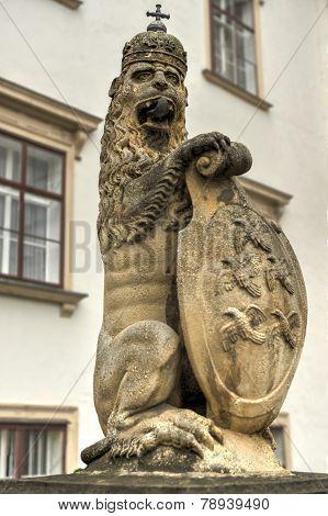 Hofburg Palace Courtyard - Vienna, Austria