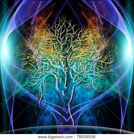 Tree Aura