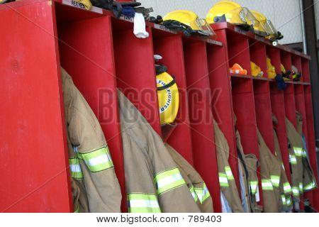 Firemen Gear