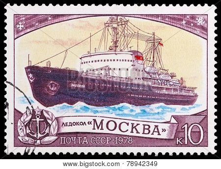 Russian Steamship