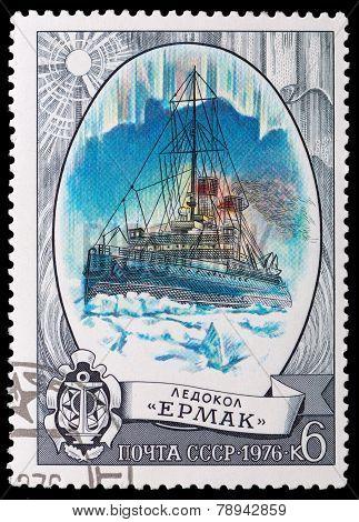 Russian Steamship