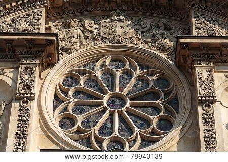 Church of Saint-Etienne-du-Mont in Paris
