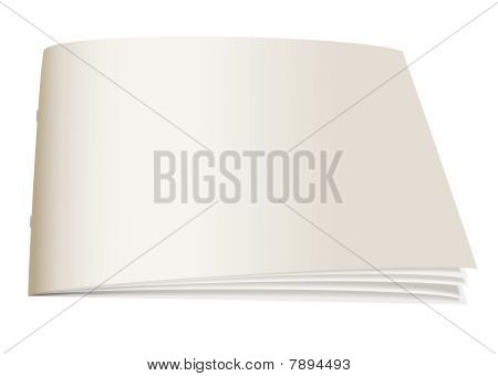 Paper Back Book Angle