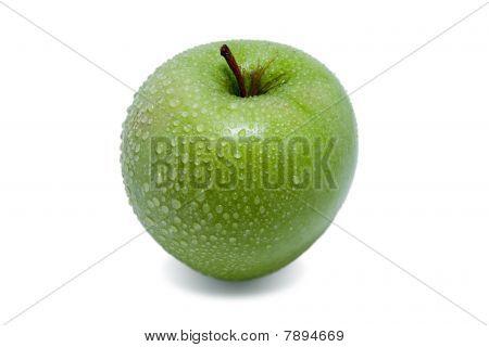 fresh green apple