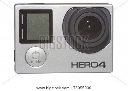Hero 4 Camera