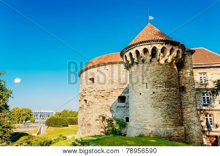 Cannon Tower Fat Margaret Paks Margareeta, Tallinn