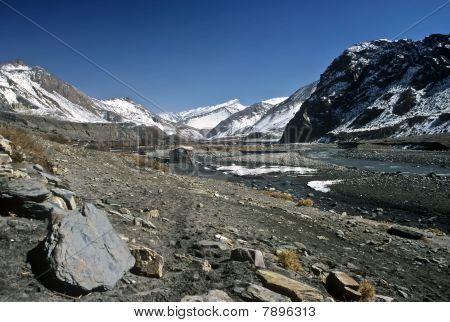 Mountain Valley, Nepal