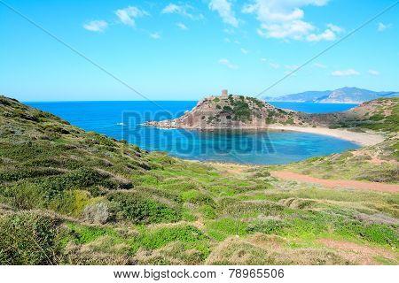 Porticciolo Shore On A Clear Day