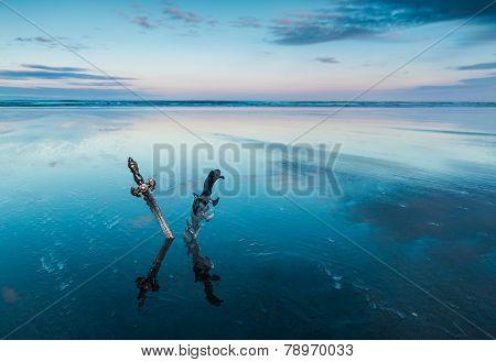 Sword & Dagger Beach