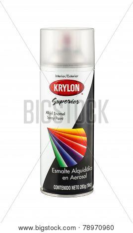 Spray Paint Krylon Superior