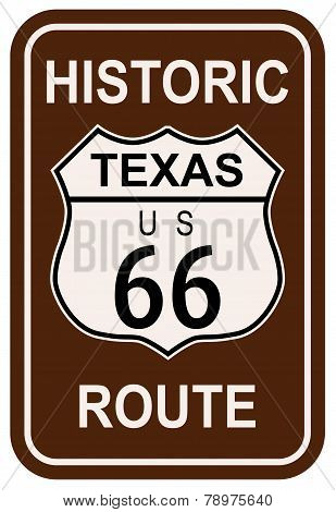 Texas Historic Route 66