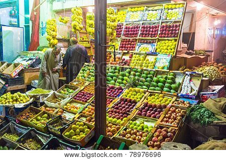The Fruit Stall