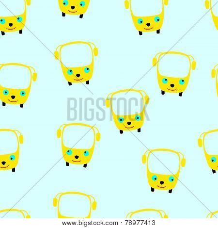 School Bus Pattern