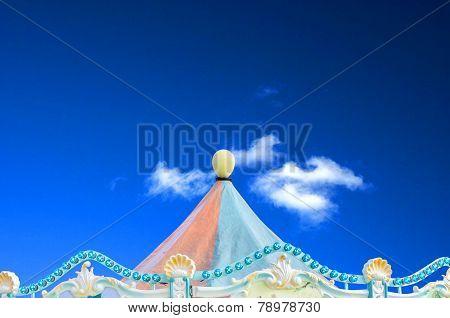 Circus, Carnival Tent