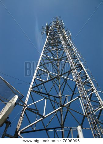 Transmitter And Receiver Antenna