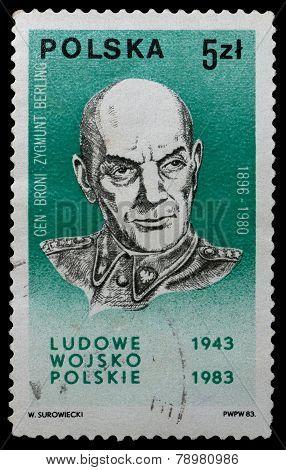 General Zygmunt Berling