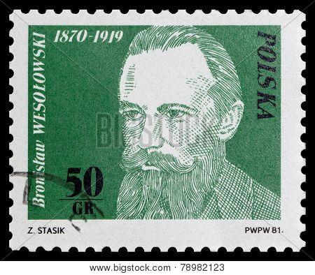 Bronislaw Wesolowski