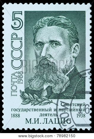 Soviet Statesman And Party Leader