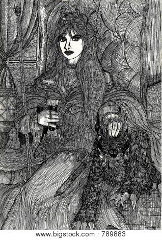 sketches 1993  05 01 01 susanna