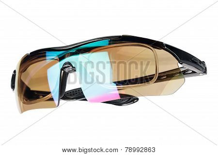 Bicycle sport sunglasses