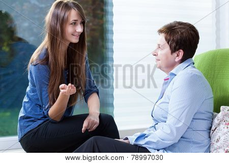 Visiting The Patient