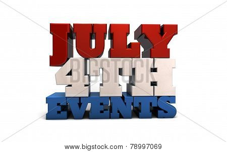 July 4th Independence Day Events