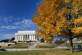 stock photo of abraham  - Washington DC  - JPG
