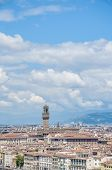 picture of palace  - The Palazzo Vecchio  - JPG