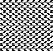 pic of trapezoid  - Black and white geometric seamless pattern with trapezoid abstract background vector illustration - JPG