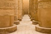 picture of cultural artifacts  - Close up of columns covered in hieroglyphics - JPG