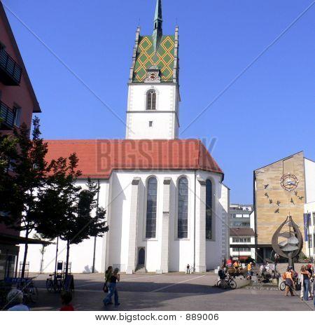 Church In Lindau