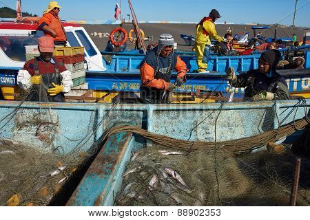 Offloading the Catch